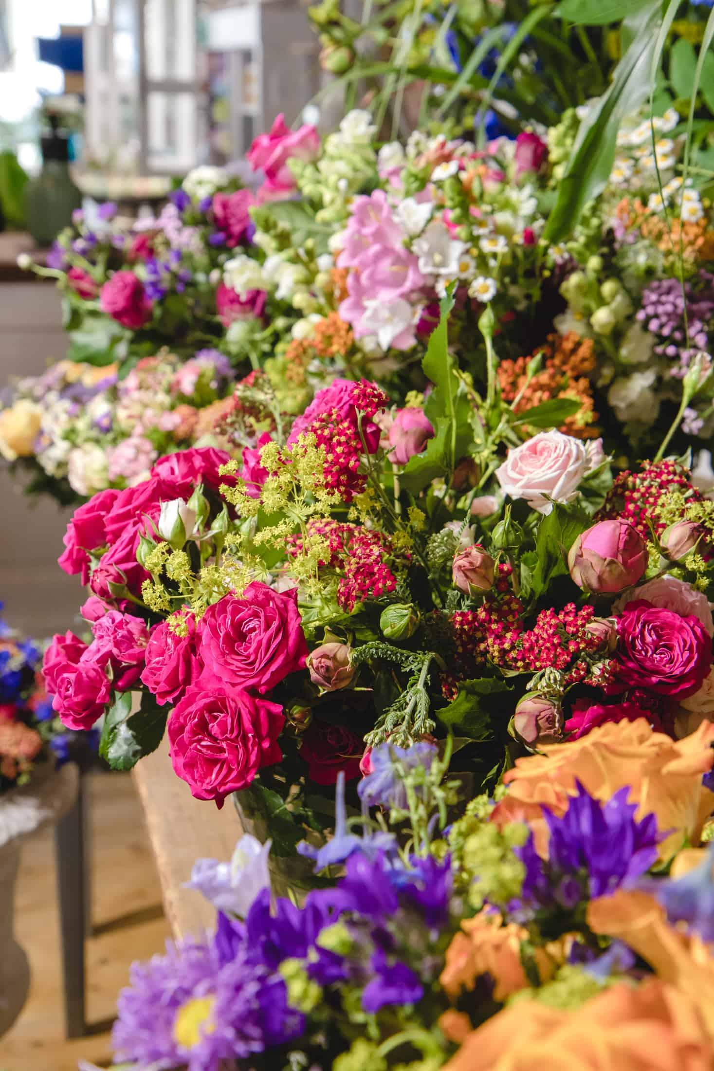 Blumenladen Tübingen Blumenstrauß
