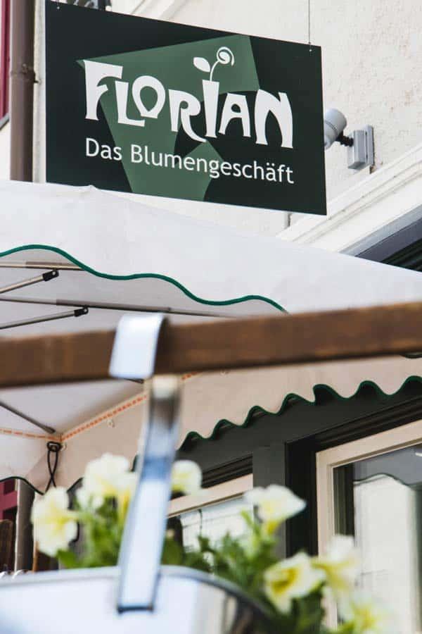 Blumen-Laden-Tübingen